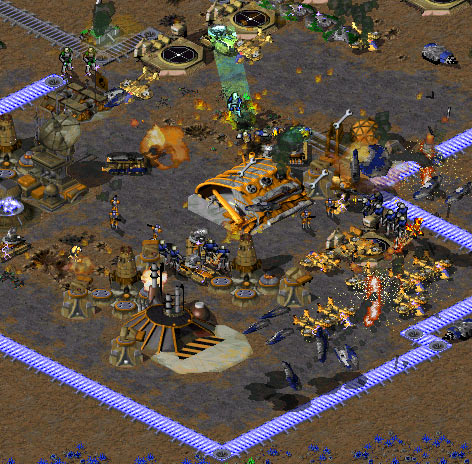 Welcome to my Command and Conquer Tiberian Sun web page.